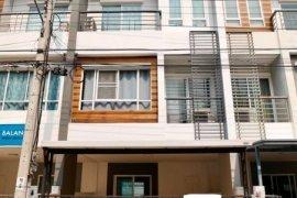 3 Bedroom Townhouse for Sale or Rent in THE CLUSTER VILLE 3 PINKLAO – RATCHAPHRUEK, Bang Khun Kong, Nonthaburi
