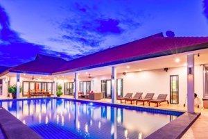 4 Bedroom Villa for sale in Nong Khang Phlu, Bangkok