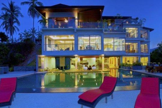 Villas For Rent In Thailand ThailandProperty Custom 12 Bedroom House
