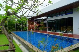 4 Bedroom House for rent in Mabprachan Lake, Chonburi