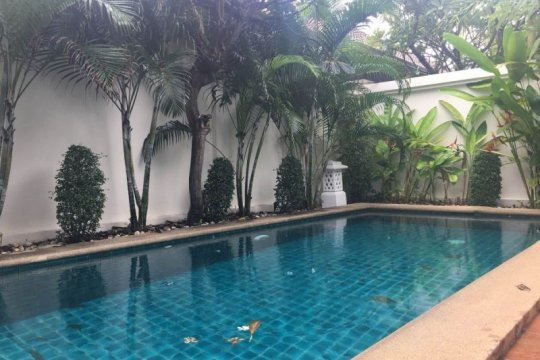 3 Bedroom House For Rent In View Talay Villas Jomtien Chonburi