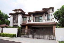 4 Bedroom House for sale in Nantawan Pinklao Ratchapruek, Taling Chan, Bangkok