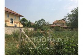 Land for sale in Mueang Chiang Mai, Chiang Mai