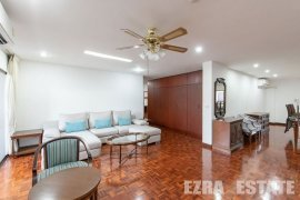 3 Bedroom Serviced Apartment for rent in Khlong Toei Nuea, Bangkok