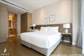 2 Bedroom Serviced Apartment for rent in Magnolias Ratchadamri Boulevard, Lumpini, Bangkok near BTS Chit Lom