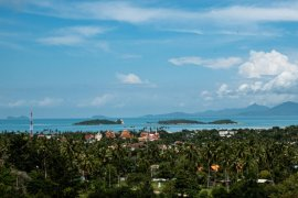 Land for sale in Plai Laem, Surat Thani