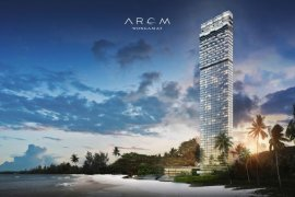 1 Bedroom Condo for sale in Arom Wongamat, Wongamat, Chonburi