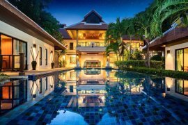 4 Bedroom Villa for rent in Rawai, Phuket