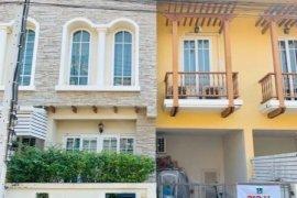 3 Bedroom Townhouse for sale in Pieamsuk Tiwanon – Pak Kret 22, Bang Phut, Nonthaburi