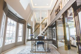 3 Bedroom Townhouse for sale in THE PRESTON TOWNHOME, Hua Mak, Bangkok