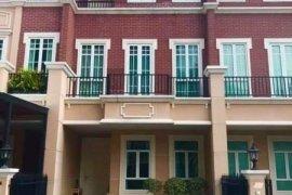 4 Bedroom Townhouse for Sale or Rent in Garden Square Sukhumvit 77, Phra Khanong, Bangkok near BTS On Nut