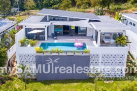 3 Bedroom Villa for sale in Surat Thani
