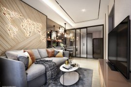1 Bedroom Condo for sale in Quintara Arte Sukhumvit 52, Bang Chak, Bangkok near BTS On Nut