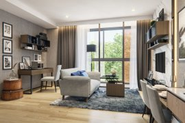 2 bedroom condo for sale in Taka Haus Ekamai 12 near BTS Ekkamai