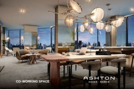 1 bedroom condo for sale in Ashton Asoke-Rama 9 near MRT Phra Ram 9