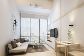 1 Bedroom Condo for sale in Siamese Rama 9, Bang Kapi, Bangkok near MRT Pradit Manutham