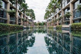 2 Bedroom Condo for sale in Mai Khao, Phuket near Airport Rail Link Ban Thap Chang