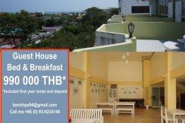 11 bedroom hotel / resort for rent in Hua Hin, Prachuap Khiri Khan