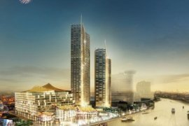 3 Bedroom Condo for sale in Magnolias Waterfront Residences Iconsiam, Khlong Ton Sai, Bangkok near BTS Saphan Taksin