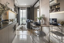 1 Bedroom Condo for sale in M Jatujak, Chom Phon, Bangkok near BTS Saphan Kwai