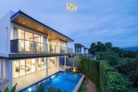 3 Bedroom House for sale in Rochalia Resort Villas, San Phak Wan, Chiang Mai