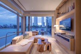 2 Bedroom Condo for sale in Four Seasons Private Residences Bangkok at Chao Phraya River, Yan Nawa, Bangkok near BTS Saphan Taksin