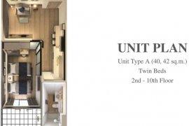 1 Bedroom Condo for sale in Bangkok