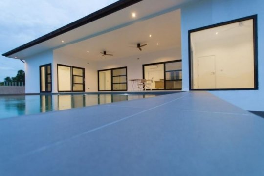 Houses For Sale In Thailand Thailand Property - Two-storey-single-family-residence-by-baan-design