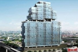 1 Bedroom Condo for sale in Silom, Bangkok near BTS Surasak