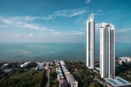 1 bedroom condo for sale in Reflection Jomtien Beach Pattaya