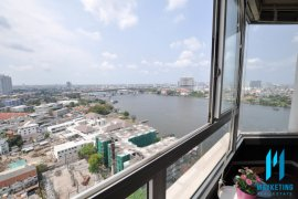 3 bedroom condo for sale in River Heaven near BTS Saphan Taksin