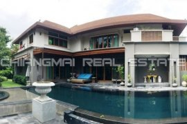 5 Bedroom Villa for Sale or Rent in Nong Khwai, Chiang Mai