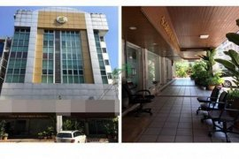 Office for rent in Makkasan, Bangkok near MRT Ratchaprarop