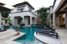 5 Bedroom Villa for rent in Phutara, Mabprachan Lake, Chonburi