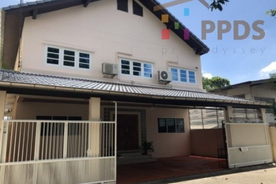 Houses For Sale Near On Nut Bts Station Thailand Property