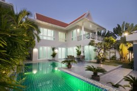 3 Bedroom House for sale in Chateau Dale, Jomtien, Chonburi