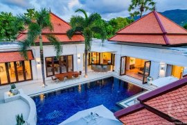 5 Bedroom House for sale in Bang Tao, Phuket