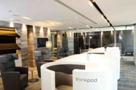 Office for rent in Exchange Tower near BTS Asoke