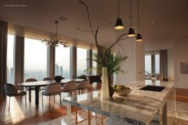 4 Bedroom Condo for sale in The Ritz-Carlton Residences at MahaNakhon, Silom, Bangkok near BTS Chong Nonsi