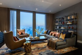3 Bedroom Condo for sale in The Ritz-Carlton Residences at MahaNakhon, Silom, Bangkok near BTS Chong Nonsi