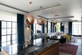 3 Bedroom Condo for sale in Penthouse Condominium II, Phra Khanong Nuea, Bangkok near BTS Ekkamai