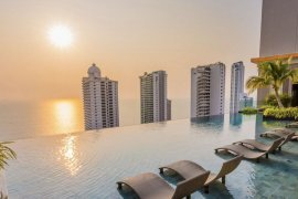 1 Bedroom Condo for sale in The Riviera Wong Amat Beach, Wongamat, Chonburi