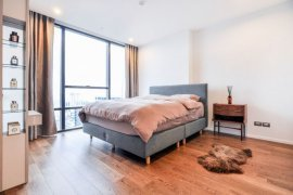 1 Bedroom Condo for sale in The Bangkok Sathon, Yan Nawa, Bangkok