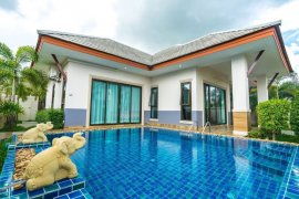 2 Bedroom House for rent in Ban Amphur, Chonburi