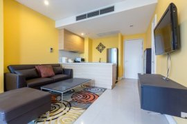 1 Bedroom Condo for sale in Aguston Sukhumvit 22, Khlong Toei, Bangkok near MRT Queen Sirikit National Convention Centre