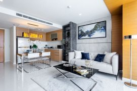 1 Bedroom Condo for sale in Sathorn Heritage, Silom, Bangkok near BTS Chong Nonsi