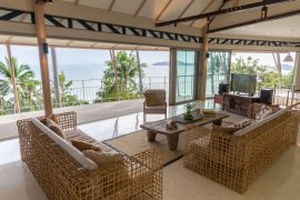 4 Bedroom Villa for sale in Maret, Surat Thani