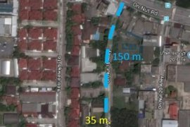 Land for sale in Suan Luang, Bangkok near BTS On Nut
