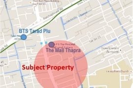 Land for Sale or Rent in Bukkhalo, Bangkok