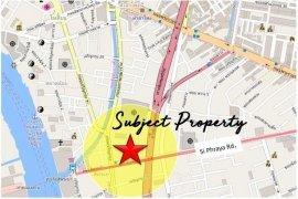 Land for sale in Si Phraya, Bangkok near BTS Charoen Nakhon